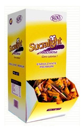 Sucralight X 800 Sobres