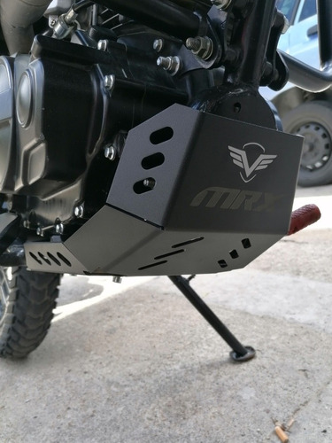Pechera, Protector De Motor, Cubrecarter Victory Mrx 150