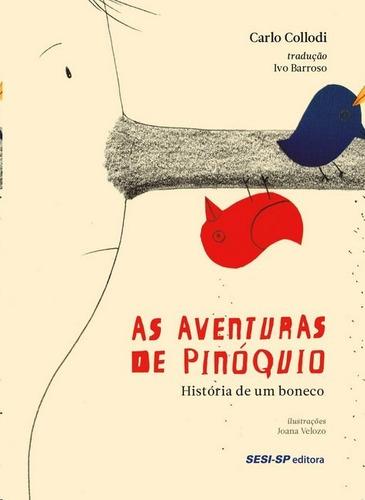 Aventuras De Pinoquio, As: Historia De Um Boneco