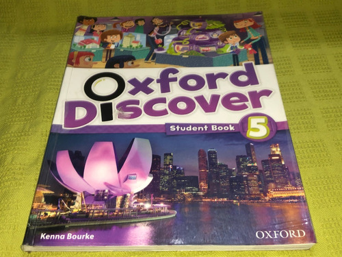 Oxford Discover 5 / Student Book - Kenna Bourke - Oxford