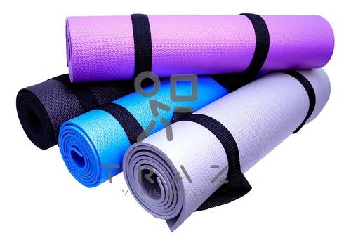 Esteirinha Colchonete Yoga Exercício Tapete 1800 X 530 X 5mm