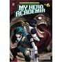 Mangá My Hero Academia Boku No Hero Vol 06