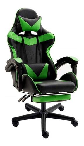 Sillón Silla Premium Gamer Gaming Racing Pro Oficina
