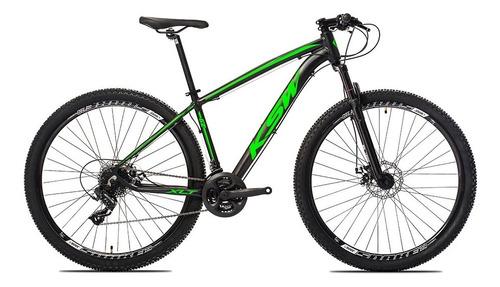 Bicicleta Aro 29 Ksw Alumínio 24v Shimano Freio A Disco