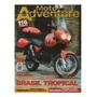 Moto Adventure N°36 Triumph Tiger Honda Cbr 900rr Fireblade
