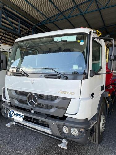 Caminhão Pipa - Mb 1719 (4x2)