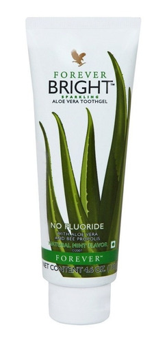 Forever Bright Aloe Tooth Gel Crema Dent - g a $228