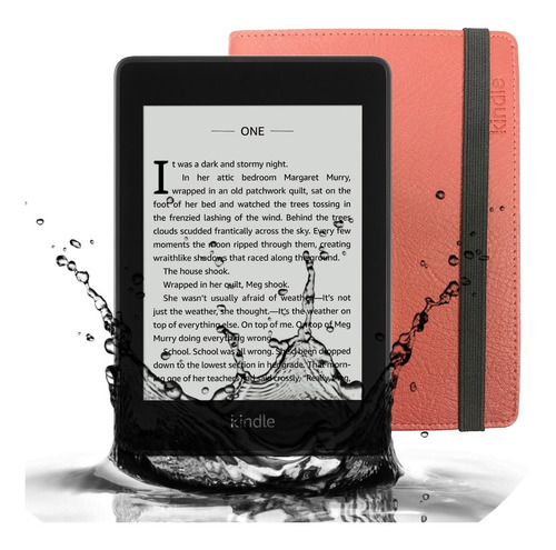 Amazon E-reader 10ma Gn. Kindle Paperwhite Impermebale -8gb