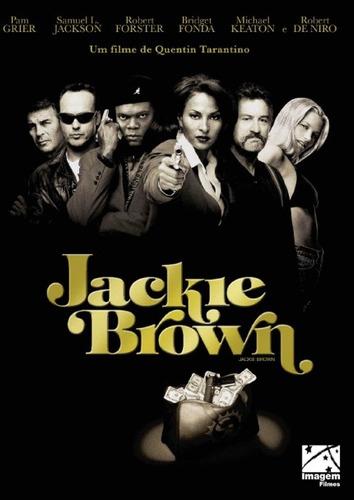 Dvd Jackie Brown- Tarantino