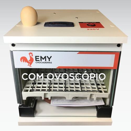 Chocadeira Automática Profissional Até 20 Ovos
