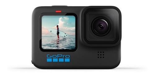 Camera Gopro Hero 10 Black - 5.3k60/4k120/2.7k240 Com Nf