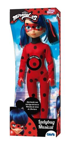 Boneca Miraculous Ladybug Musical
