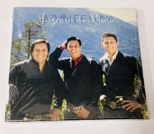 Jazmín De Luna, Folclore, Cd, Sellado, 2008, Envío Andreani