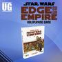 Livro Básico De Rpg Star Wars Fronteira Do Império Ug