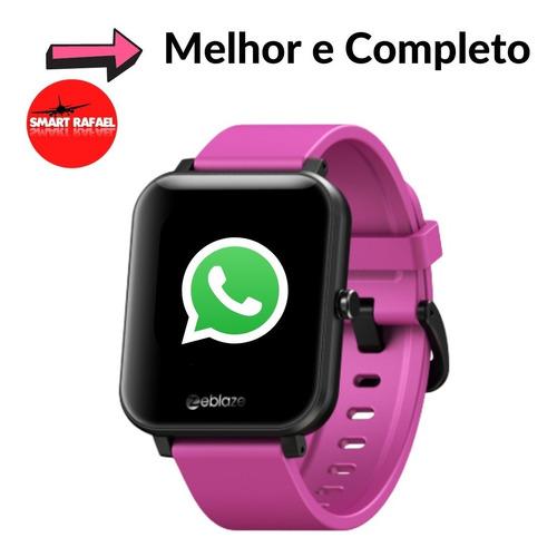 Relógio Inteligente Zeblaze Gts Smartwatch Original