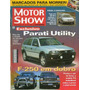 Motor Show Nº228 Bora Citroen C5 Break Ford F250 Passat 1.8t