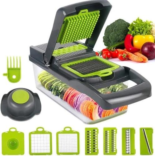 Rallador Picador Cortador De Alimentos Verduras Frutas Clic