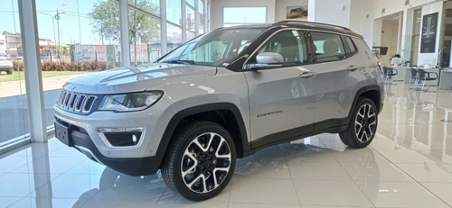 Jeep Compass Limited Plus 4x4 At9 Turbodiesel Lanzamiento!!!
