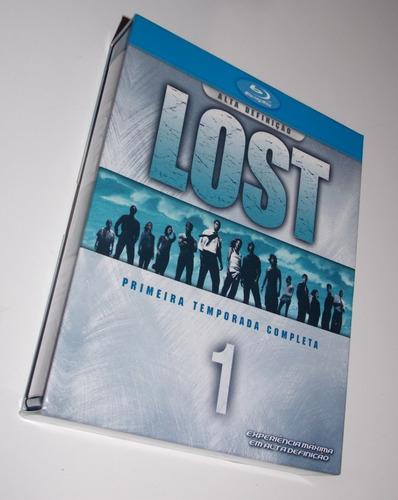 Lost Primeira Temporada Blu Ray