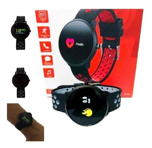Relogio Smartwatch Sport Multifunções Mtr-09 | Premium