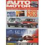Auto Motor N°17 Vw Polo Golf G60 Opel Corsa Volvo 940 960