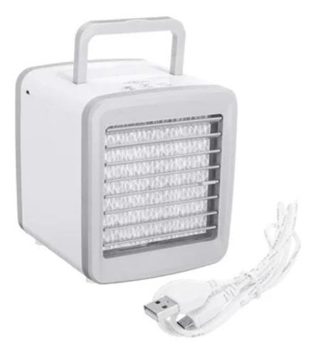 Mini Enfriador De  Aire Air Cooler Ventilador