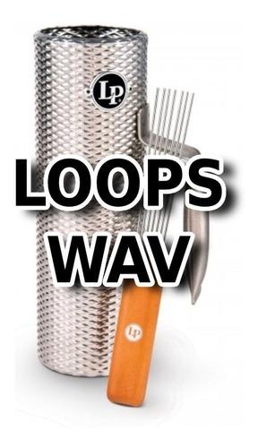 Pack De Loops De Cumbia (guiro, Bongo, Timbales Y Mas) (wav)