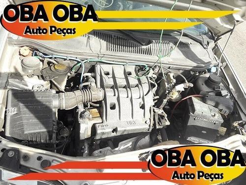 Motor Parcial Palio / Uno / Siena 1.0 Fire Flex 2010/2010