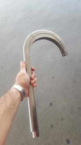 Tapacadenas Acero Inox Bici Clasica