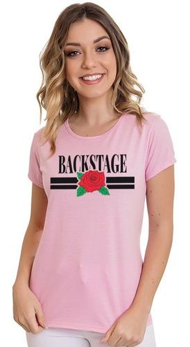 Kit 5 T-shirts Blusas