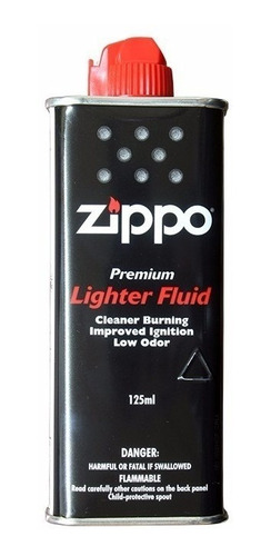 Fluido Zippo Para Encendedores