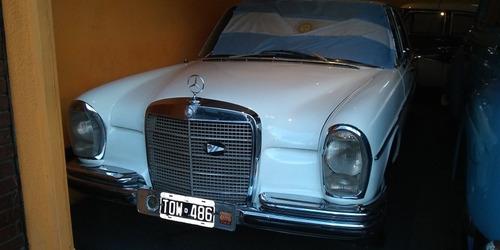 Repuestos Mercedes Benz 220,230,280,300.autos Antiguos Gral