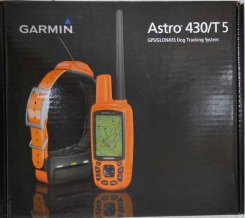 Astro 430 Garmin Gps Coleira T5 Pronta Entrega
