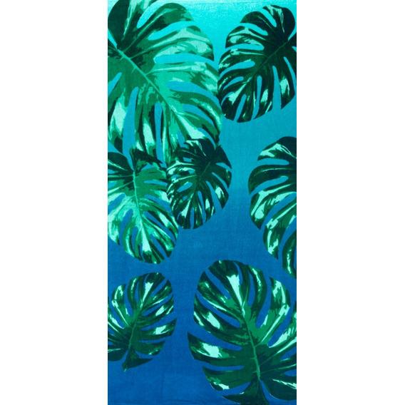 Toallón Playero Playa Aterciopelado Praia Dohler 76 X 152cm 330gr 100% Algodón Varios Modelos