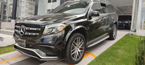 Mercedes Benz Gls Amg-63 2018 Negro