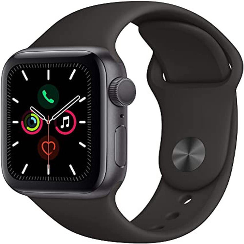 Usado: Apple Watch Series 5 Gps 40mm Aluminium Space Grey