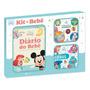 Culturama Novo Box Conjunto Disney Kit Do Bebê Em Portugues