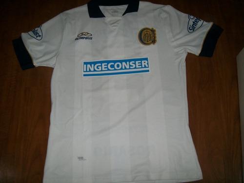 Camisa Rosario Central Away 2013/14  Jogo Tamanho Xl