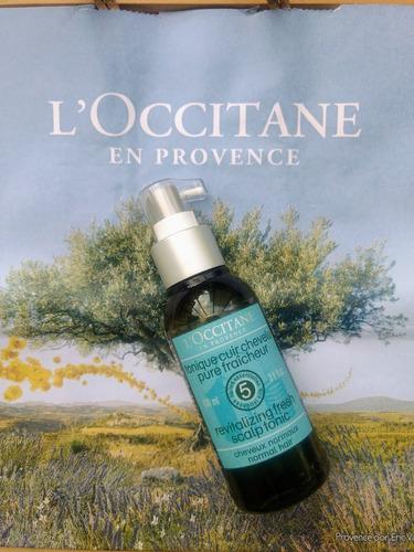 Pré-shampoo L'occitane En Provence Aromacologia 100ml
