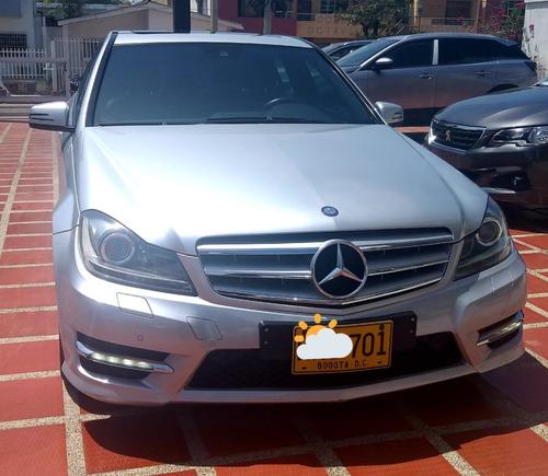 Mercedes-benz Clase C 1.8 Cgi Blueefficiency 204 Hp