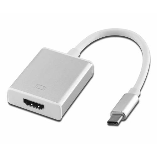Adaptador Usb 3.1 Tipo C A Hdmi Apto Macbook Chromebook S8