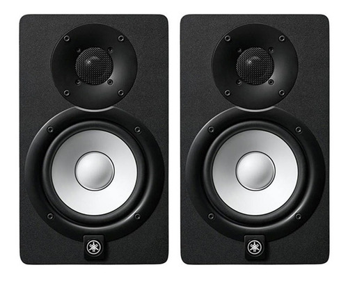 Par De Monitores Yamaha Hs5 | Original | Garantia | Nfe 110v