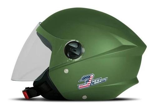 Capacete Moto Pro Tork New Liberty Three 3 Elite Aberto