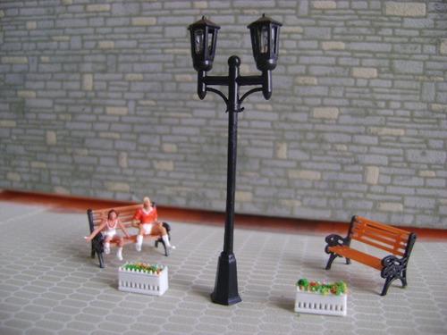 Nico Farola Plaza Doble Hexagonal 9 Cms Plastico H0 (eih 22)