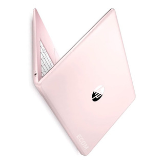 Notebook Hp Amd A4 9120e / 4gb + 64gb Emmc / Win 10 Pink