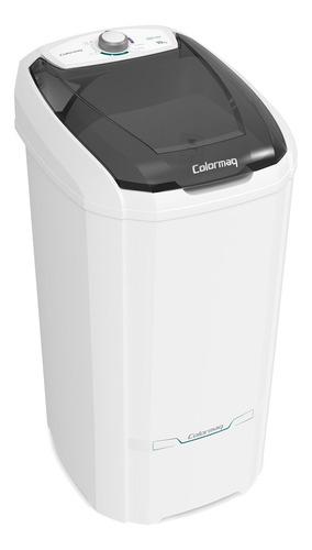 Máquina De Lavar Semi-automática Colormaq Lcs - 10kg  Branca 127v