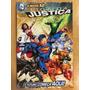 Hq Dc Comics Os Novos 52! Liga Da Justiça Nº 1 Capa Variante
