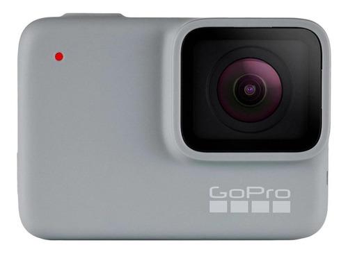 Câmera Gopro Hero7 White Full Hd  Chdhb-601 Ntsc/pal Light Gray
