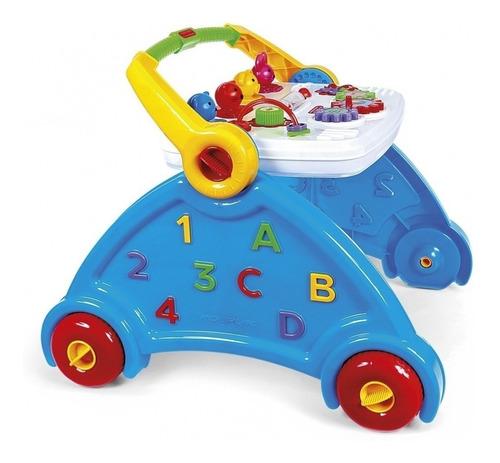 Andador Infantil Bebê 1 Ano Educativo Mesa C/ Som Atividades