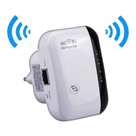 Repetidor De Señal Wifi Amplificador Mini Router 300 Mbps